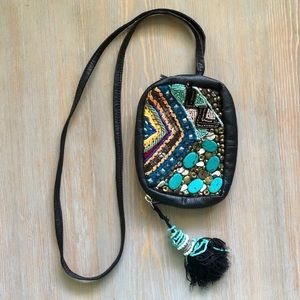 Urban Outfitters Ecote colorful beaded purse